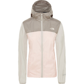 The North Face Cyclone Jacket Women pink salt multi